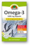Omega-3 1000mg 60 Lachsöl Kapseln