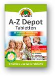 A-Z Depot Lutein Q10, 100 Tabletten