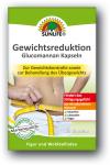 Gewichtsreduktion Glucomannan 48 Kapseln