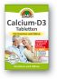 Calcium + Vitamin D3 100 Tabletten